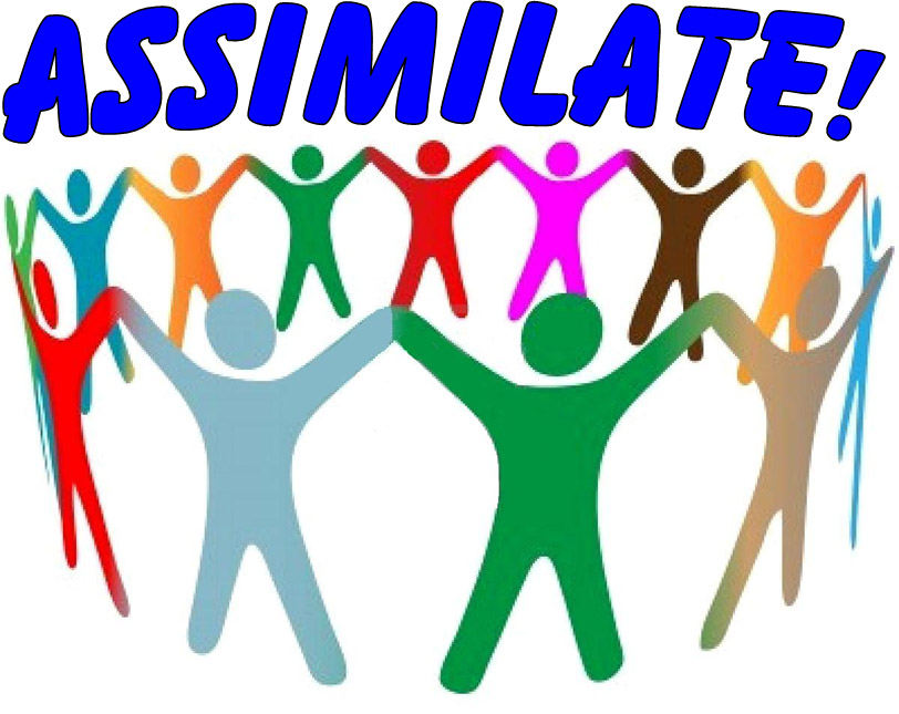 Assimilation Pictures Assimilate Logo   A Bi...